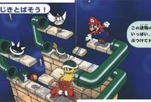 Mario Clash / A collection of artwork, screenshots and other images from Mario Clash for the Nintendo Virtual Boy system.  Visit http://www.superluigibros.com/mario-clash-vboy for more information on this game.