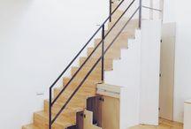 新築 階段収納