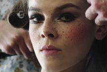 Make up / by Lizzie Herbert