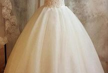 Princess ball gowns