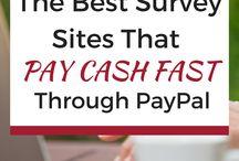 surveys cash
