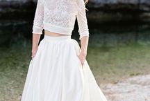 Ślubne inspiracje (moda, akcesoria, wystrój)
