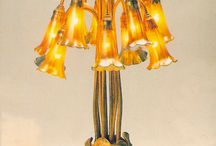 tiffanys lamps, and mix other lamps / tiffanys  lamps, etc