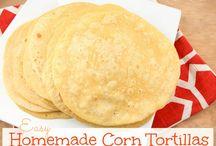 corn meal recipes