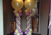 www.balloonzone.nl / Ballondecoraties voor bruiloften, winkels, bedrijven, verjaardag, jubileum enz......