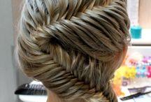 -- Hair -- / by Julia O'Brien
