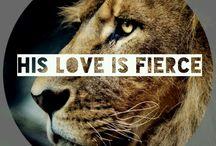 Fiercely loved