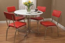 Want these old fashioned dining chairs