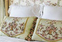 French Bedding / Yatak odaları
