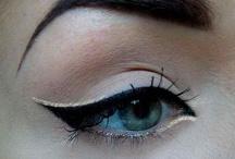 makeup and hair / by Sarah Huskey