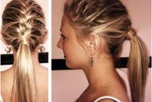 Hairstyles / by Angela Tapia Karst
