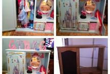 Børnemøbler og inspiration / Inspiration til børneværelset