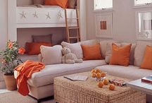 Basement family room / by Tammy Middleton