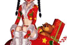 weihnachtsposer
