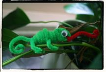 PIPECLEANER. CREATURES