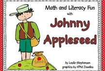 Character - Johnny Appleseed / by Courtney Bertsch Martin