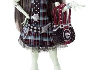 Куклы Monster High / Каталог кукол Монстер Хай
