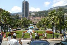 Eze og Monaco