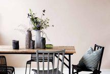 Inspiración para el comedor / Inspiración y ideas para decorar el comedor