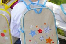 Back to school / Inspiration for getting your kids back to school