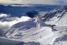 Snowboarding around the world / Shredding wish list