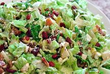 Salads / From green salads to potato salads, you'll find them all here! / by Michelle (Brown Eyed Baker)