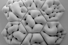 soft form / Designs in soft and organic forms