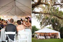 Outdoor Wedding Receptions / by Love & Lavender | Wedding Blog