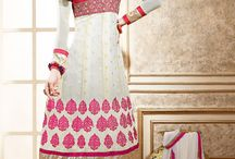 Churidar Suits Online Shopping, Indian Casual Suit / Daindiashop.com offers churidar suits online shopping, indian casual suit.