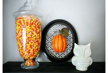 Fall Decorations and Entertaining Ideas