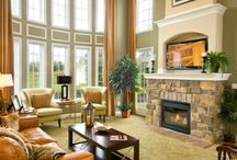 Family Spaces & Living Rooms