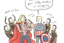 """Avengers+ / """"There was an idea - Stark knows this - called the Avengers initiative..."""""""