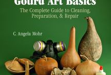 Gourd Art / Books to inspire the gourd crafter!