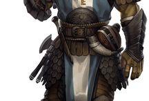 RPG - Personas (Meio-Orcs)
