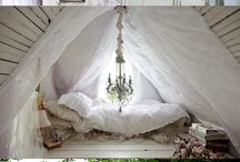 Favorite Places & Spaces / getaways, hidden spots, attic rooms, small cottages