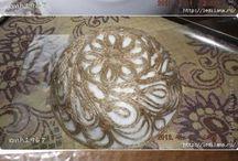 джутовое плетение