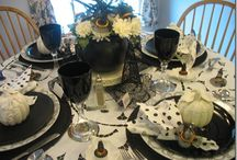 Table Scapes / by Pam Doersam