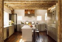 Kitchens: Rustic / by Susan Huff