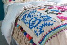 sängyn tekstiilit