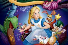 """Disney """"Alice ne  paese..."""