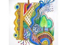 Artwork To Admire or Design / by Pam Garrett