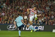 A-League Football / Images that I have taken with my A-League Football accreditation.