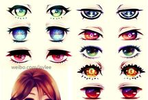 eyes reference