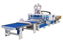 Automatic nesting cnc router machine