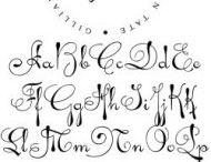Typografie - písmo