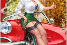 Pin-up Ideas