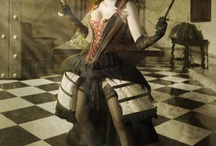 18th century Steampunk / Pushing the boundaries of steampunk... that's what time machines are for! / by Deborah VanDetta