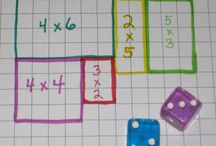 Area and Perimeter / Innovative lesson ideas to tackle area and fractions with your students.