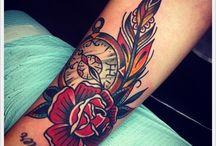 Tattoo Feder