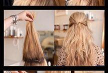Peinados, cortes y maquillajes